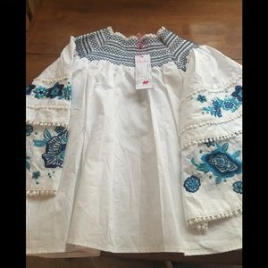 NWT Parker Top
